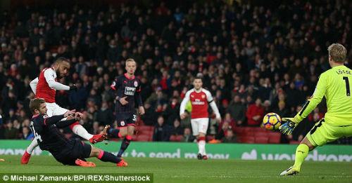 Chi tiết Arsenal - Huddersfield: Thắng lợi giòn giã (KT) 19