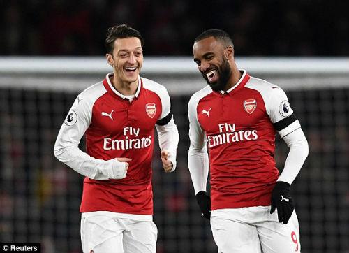 Chi tiết Arsenal - Huddersfield: Thắng lợi giòn giã (KT) 20