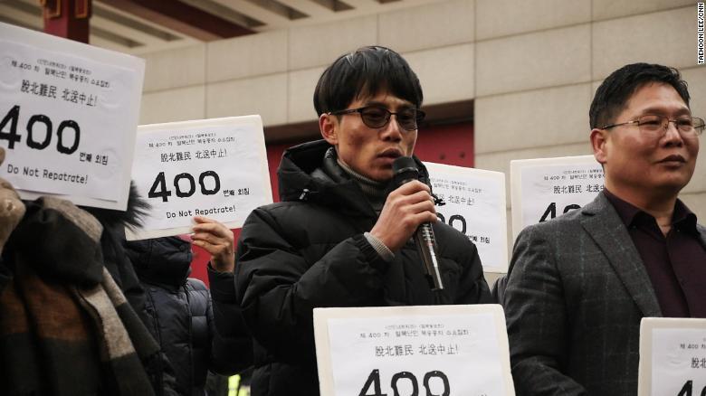 Quyết định lạ của TQ khi thấy người Triều Tiên bỏ trốn