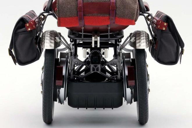 Yamaha 07GEN Concept: Xe ga điện cho quý ông - 6