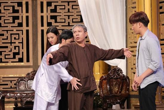 """Nghệ sĩ Trung Dân: """"Hoài Linh phải dè chừng khi diễn với tôi"""" - 2"""