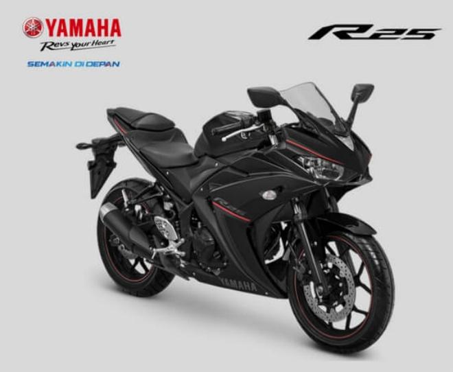 Yamaha YZF-R25 bản cập nhật lên kệ, giá 89,3 triệu đồng - 3