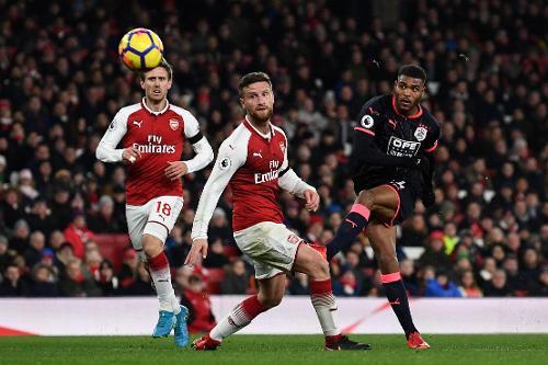Chi tiết Arsenal - Huddersfield: Thắng lợi giòn giã (KT) 24