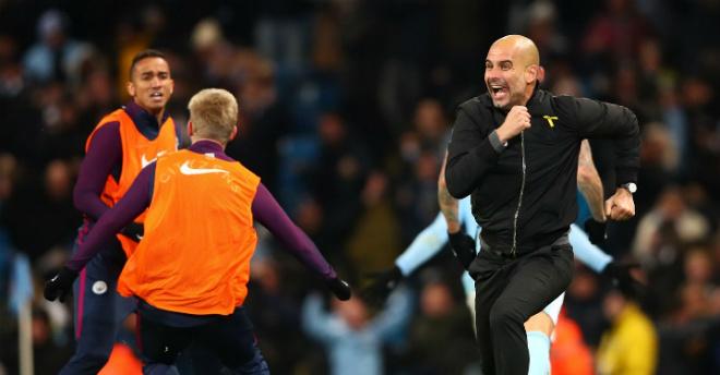 Man City hay và hên: Chờ MU – Mourinho ra tay, giải cứu Ngoại hạng Anh 1