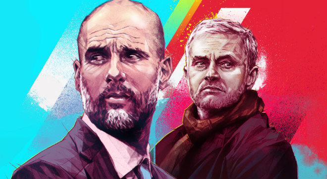 Man City hay và hên: Chờ MU – Mourinho ra tay, giải cứu Ngoại hạng Anh 2
