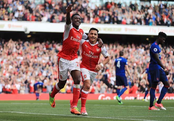 """MU đấu Arsenal: Mourinho ủ mưu """"Fergie time"""" để bắt nạt Wenger - 2"""