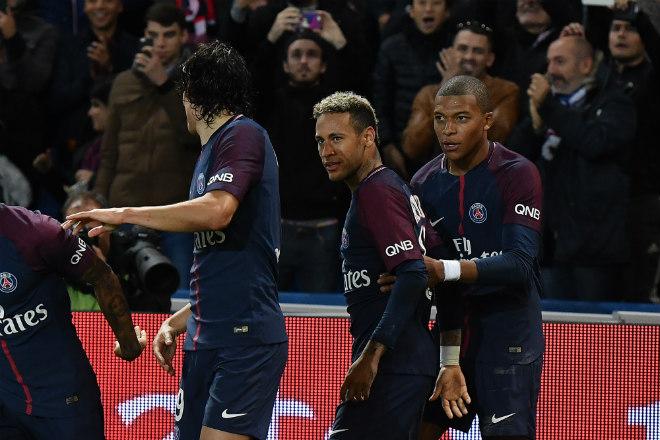 """PSG - Neymar nhường penalty Cavani: Sự trưởng thành của """"gã trai hư"""" - 2"""
