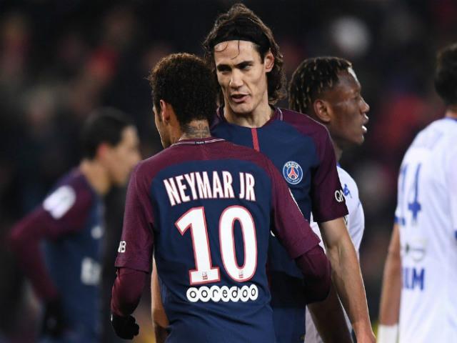 """PSG - Neymar nhường penalty Cavani: Sự trưởng thành của """"gã trai hư"""" - 1"""