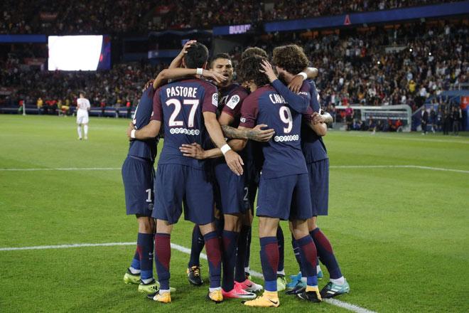 PSG phong độ hủy diệt: Neymar – Cavani đáng sợ nhất châu Âu