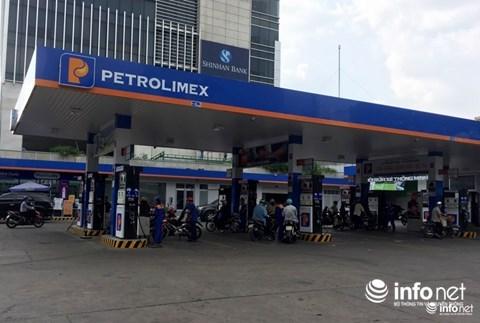 Petrolimex: Bộ Tài chính tính giá bán lẻ xăng dầu bị