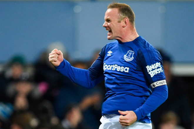 Everton - West Ham: Rooney hat-trick gieo sầu thầy cũ 1