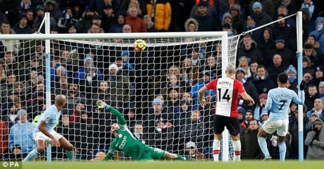 Man City - Southampton: Vỡ òa vì siêu anh hùng phút 90+6 1