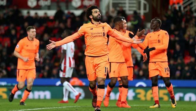 """Stoke - Liverpool: Dự bị thăng hoa, """"cú đúp"""" bùng nổ 1"""