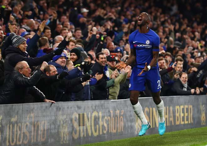 Chelsea - Swansea: Đánh đầu cháy lưới, thắng lợi vất vả 1