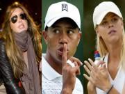 """Thể thao - Tiger Woods & thập bát đại mỹ nhân: """"Thợ săn tình ái"""" tái xuất"""