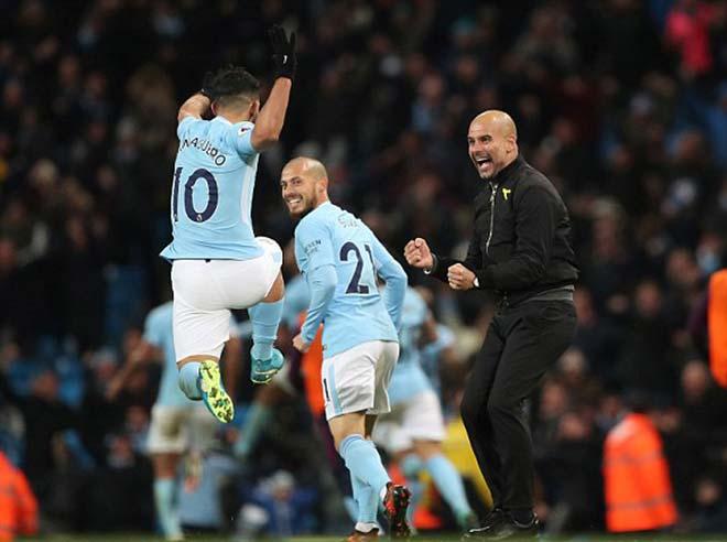 """Man City quá mạnh, chỉ tuyệt chiêu """"dựng xe bus"""" MU - Mourinho mới khắc chế - 2"""