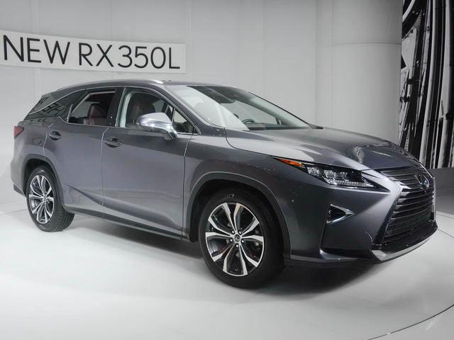 Xe 7 chỗ Lexus RX 350L có giá từ 1,08 tỷ đồng - 1