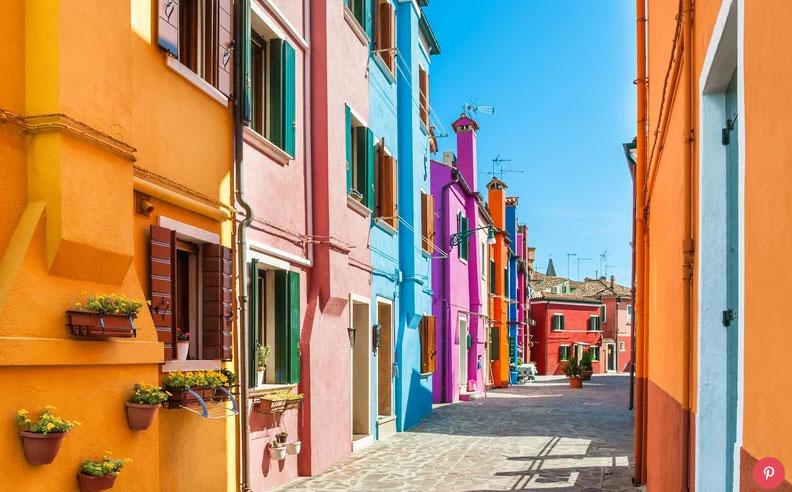 """""""Sống ảo"""" tại những thành phố rực rỡ sắc màu nhất hành tinh - 1"""