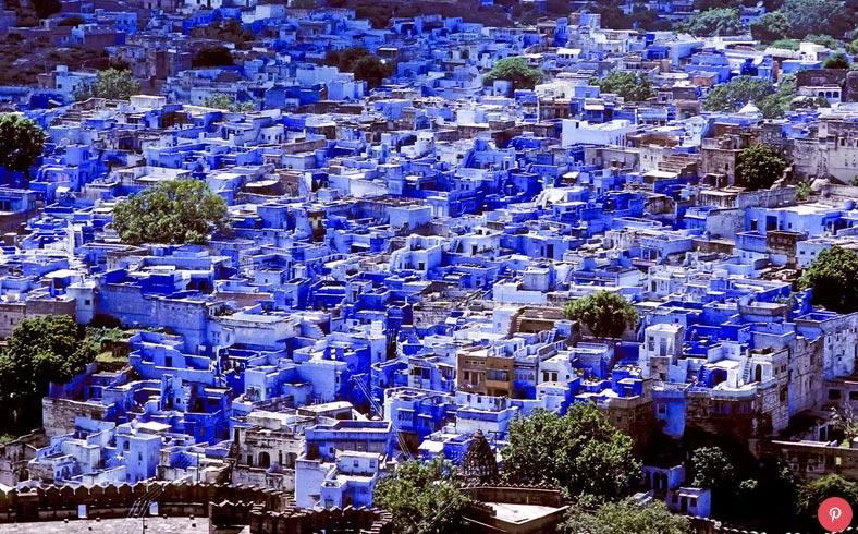 """""""Sống ảo"""" tại những thành phố rực rỡ sắc màu nhất hành tinh - 5"""