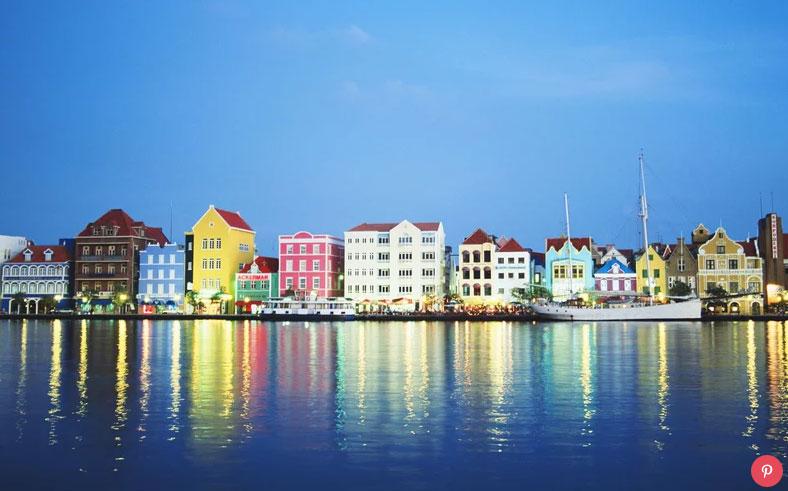 """""""Sống ảo"""" tại những thành phố rực rỡ sắc màu nhất hành tinh - 3"""