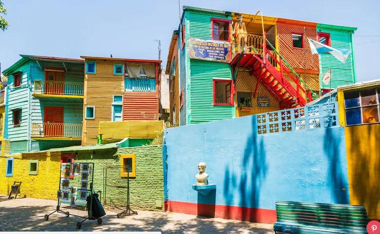 """""""Sống ảo"""" tại những thành phố rực rỡ sắc màu nhất hành tinh - 6"""