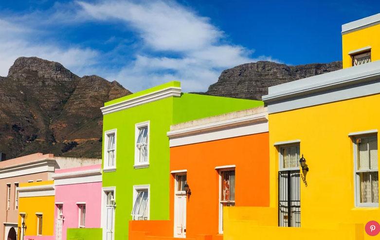 """""""Sống ảo"""" tại những thành phố rực rỡ sắc màu nhất hành tinh - 2"""