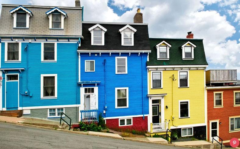 """""""Sống ảo"""" tại những thành phố rực rỡ sắc màu nhất hành tinh - 14"""