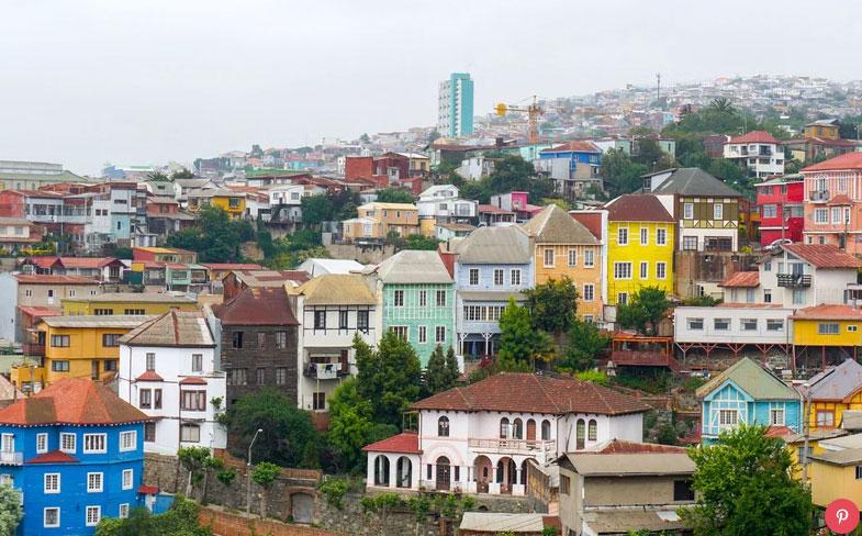 """""""Sống ảo"""" tại những thành phố rực rỡ sắc màu nhất hành tinh - 13"""