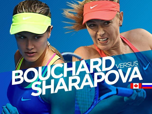 """Mỹ nhân tennis Bouchard khoe dáng đẹp, """"cặp kè"""" chàng sinh viên 5"""