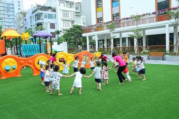 Bộ GD-ĐT đề xuất miễn học phí cho trẻ mầm non - 1