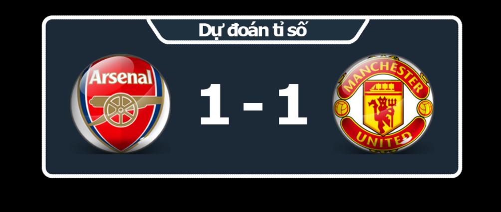 """Arsenal - MU: """"Pháo"""" nổ rền vang, """"Quỷ đỏ"""" vững vàng (Infographic) 7"""