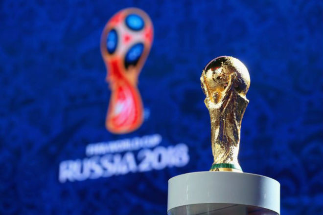 """Bốc thăm VCK World Cup 2018: Hồi hộp đợi """"bảng tử thần"""" 1"""