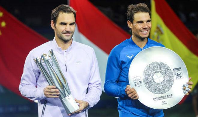 Federer và Nadal thăng hoa: Cả làng quần vợt thảm họa 1