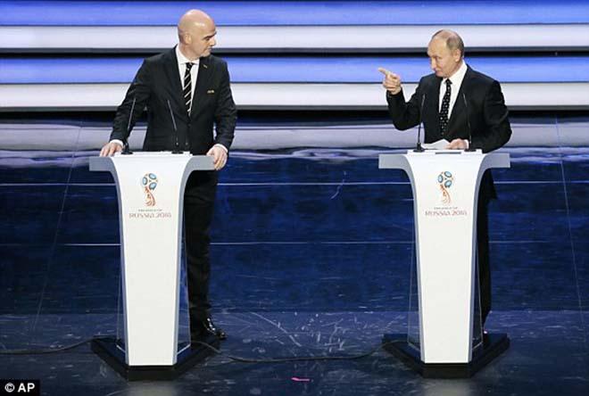 Bốc thăm World Cup 2018: Bồ Đào Nha đụng Tây Ban Nha, Đức - Brazil chung nhánh - 7