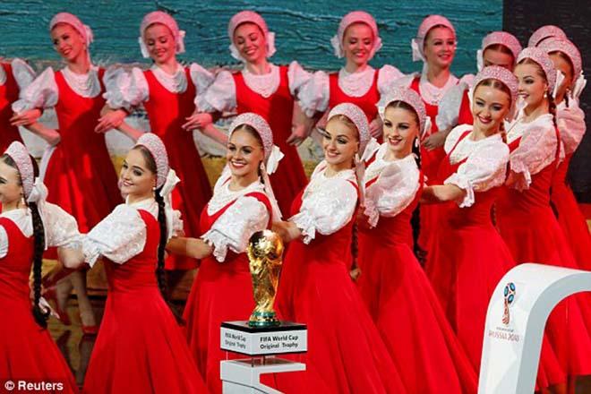 Bốc thăm World Cup 2018: Bồ Đào Nha đụng Tây Ban Nha, Đức - Brazil chung nhánh - 4