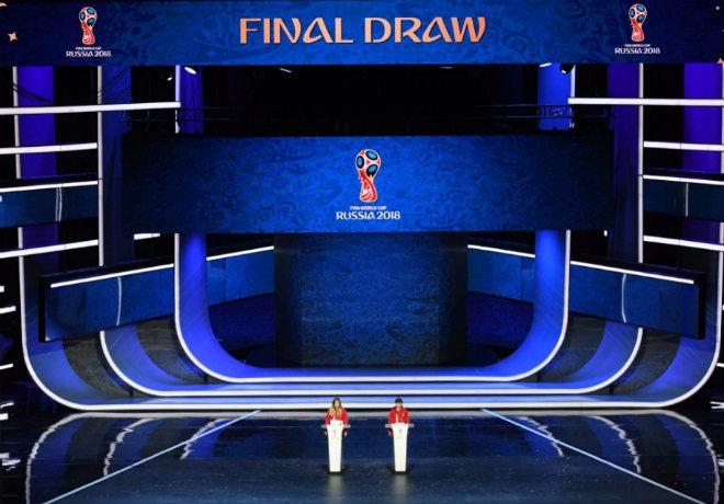 Bốc thăm World Cup 2018: Bồ Đào Nha đụng Tây Ban Nha, Đức - Brazil chung nhánh - 8