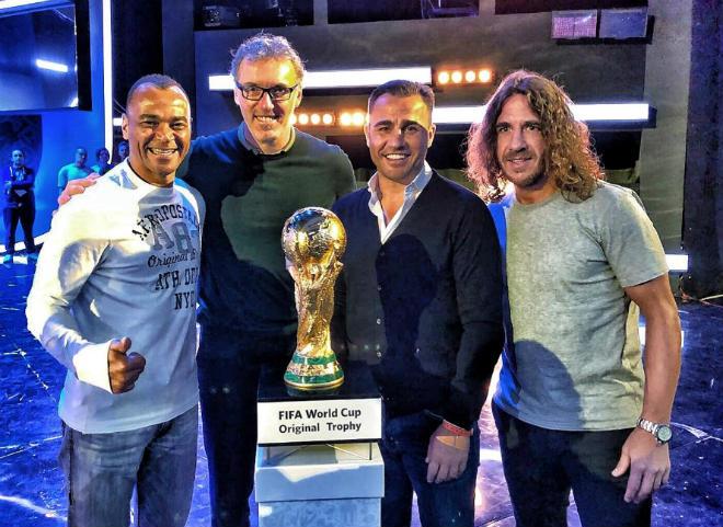 Bốc thăm World Cup 2018: Bồ Đào Nha đụng Tây Ban Nha, Đức - Brazil chung nhánh - 9