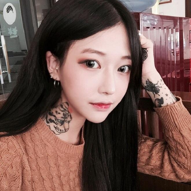 Bất ngờ với vị trí xăm hình nhạy cảm của con gái Hàn Quốc