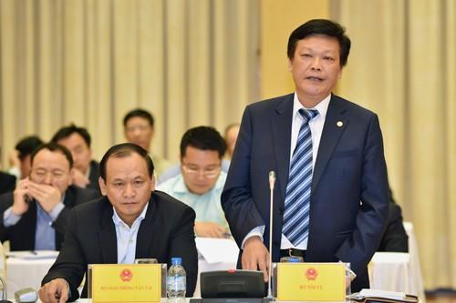 """Bộ Nội vụ trả lời về vụ """"lộ mật"""" liên quan tới Thứ trưởng Trần Anh Tuấn - 1"""