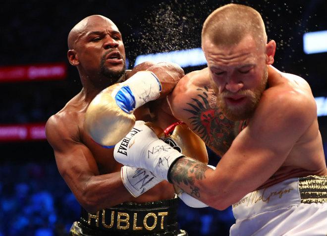 McGregor có 100 triệu đô: Đòi bỏ UFC, tái đấu Mayweather 2