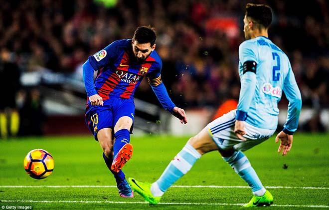 Barcelona - Celta Vigo: Messi giận dữ, Barca nổi lốc ở Nou Camp - 2