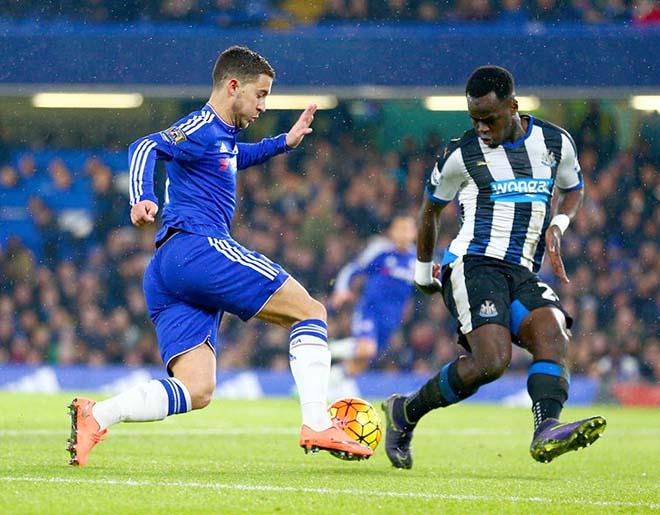 """Chelsea - Newcastle: """"Thợ săn"""" Morata - Hazard quyết bắn hạ """"Chích chòe"""" 1"""