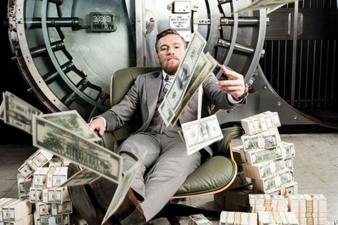 Tin thể thao HOT 2/12: McGregor tham vô độ, ẵm hết tiền bản quyền 1