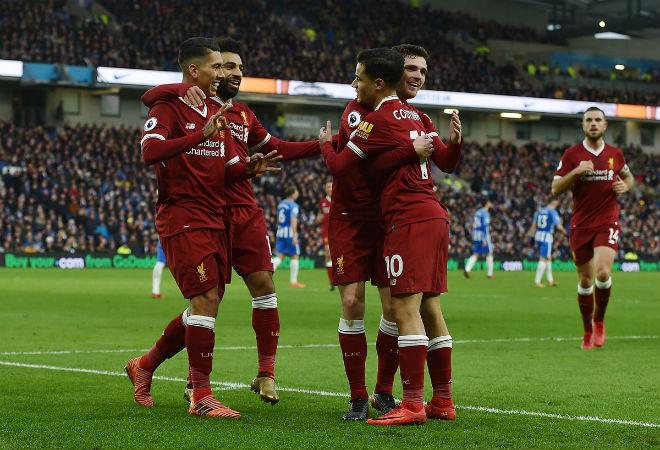 """Brighton – Liverpool: Ào ạt """"cơn lốc đỏ"""" 1"""
