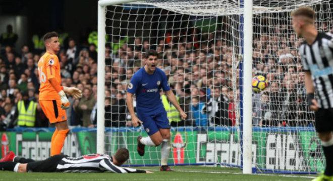"""Chelsea - Newcastle: Đánh đầu """"sấm sét"""" & cú Panenka định đoạt 1"""
