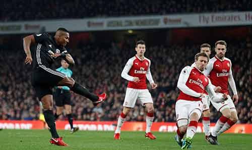 Chi tiết Arsenal - MU: Vô vọng 5 phút bù giờ (KT) 19