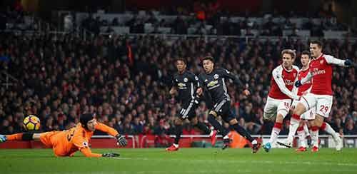 Chi tiết Arsenal - MU: Vô vọng 5 phút bù giờ (KT) 20