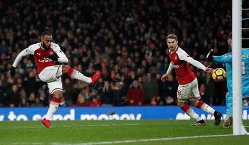 Chi tiết Arsenal - MU: Vô vọng 5 phút bù giờ (KT) 23