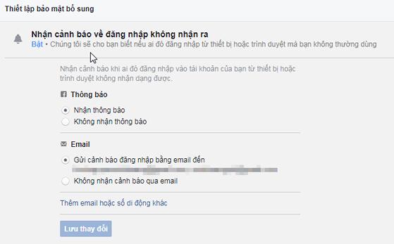 Kiểm tra xem Facebook của bạn có bị xài lén - 3