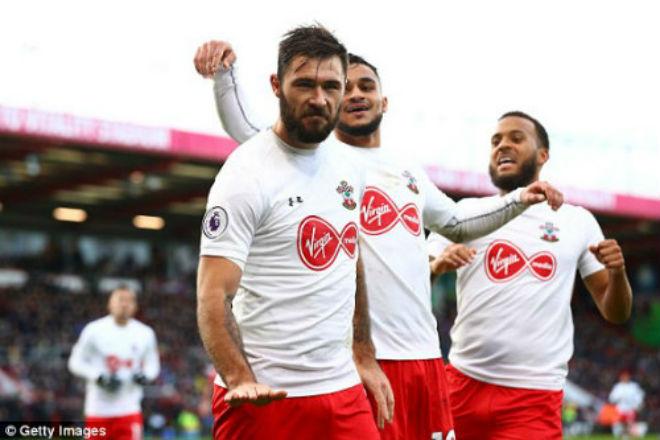 Bournemouth - Southampton: Rượt đuổi ấn tượng, gay cấn phút cuối 2